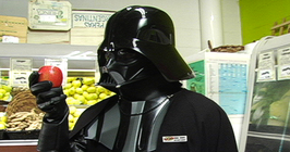 Chad Vader, Manager