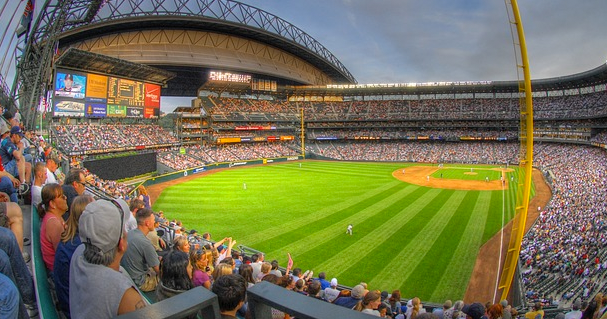 Eight Ways to See a Baseball Game