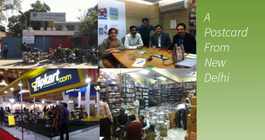 What I Learned About Bookselling in India - A Postcard from New Delhi