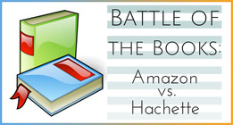 Battle of the Books: Amazon vs. Hachette