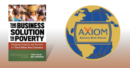 Awards: The Business Solution to Poverty by Paul Polak and Mal Warwick