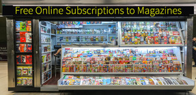 Free Online Subscriptions to Magazines
