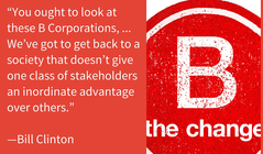 The Rise and Rise of the B Corp Movement