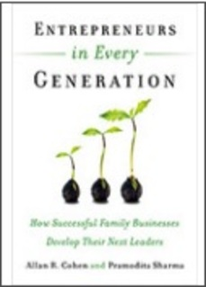 A BK Book in a Single Haiku: Entrepreneurs in Every Generation