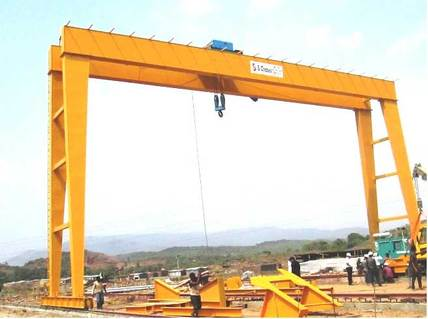 Buying vs. Renting Gantry Cranes