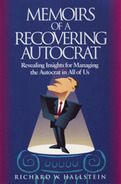 Memoirs of a Recovering Autocrat