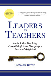 Leaders as Teachers