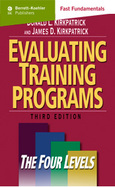 Level Three Training Evaluation: Behavior