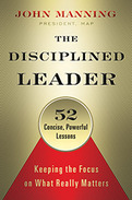 The Disciplined Leader