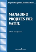 Managing Projects for Value