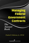Managing Federal Government Contracts