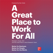 A Great Place to Work For All (Audio)